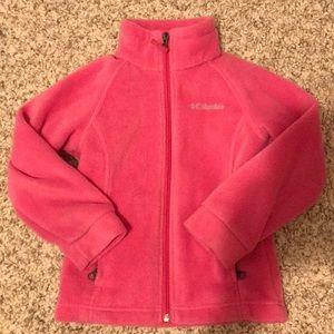Columbia Fleece (Size 4/5)